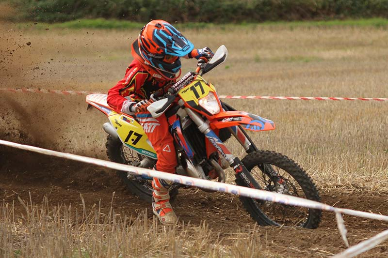 Jake Roper, Sudbury MCC, Motor Cycle Club
