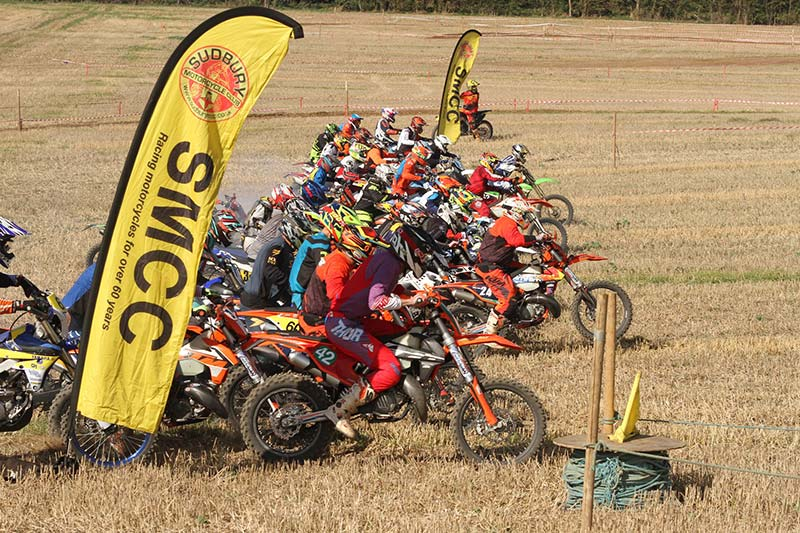 Sudbury MCC, Motor Cycle Club